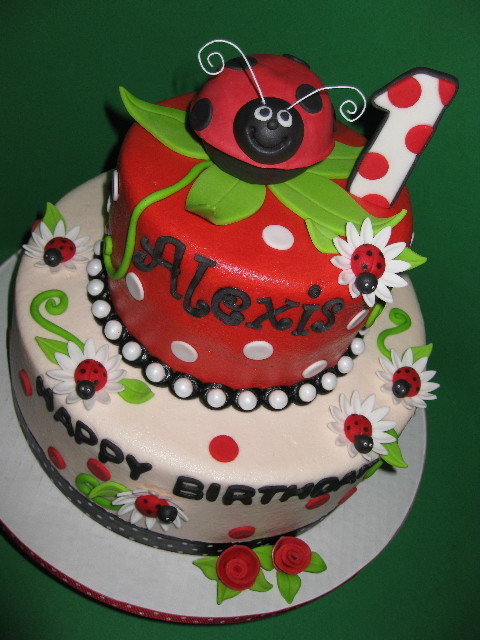 Lexi's Lady Bug 1st Birthday