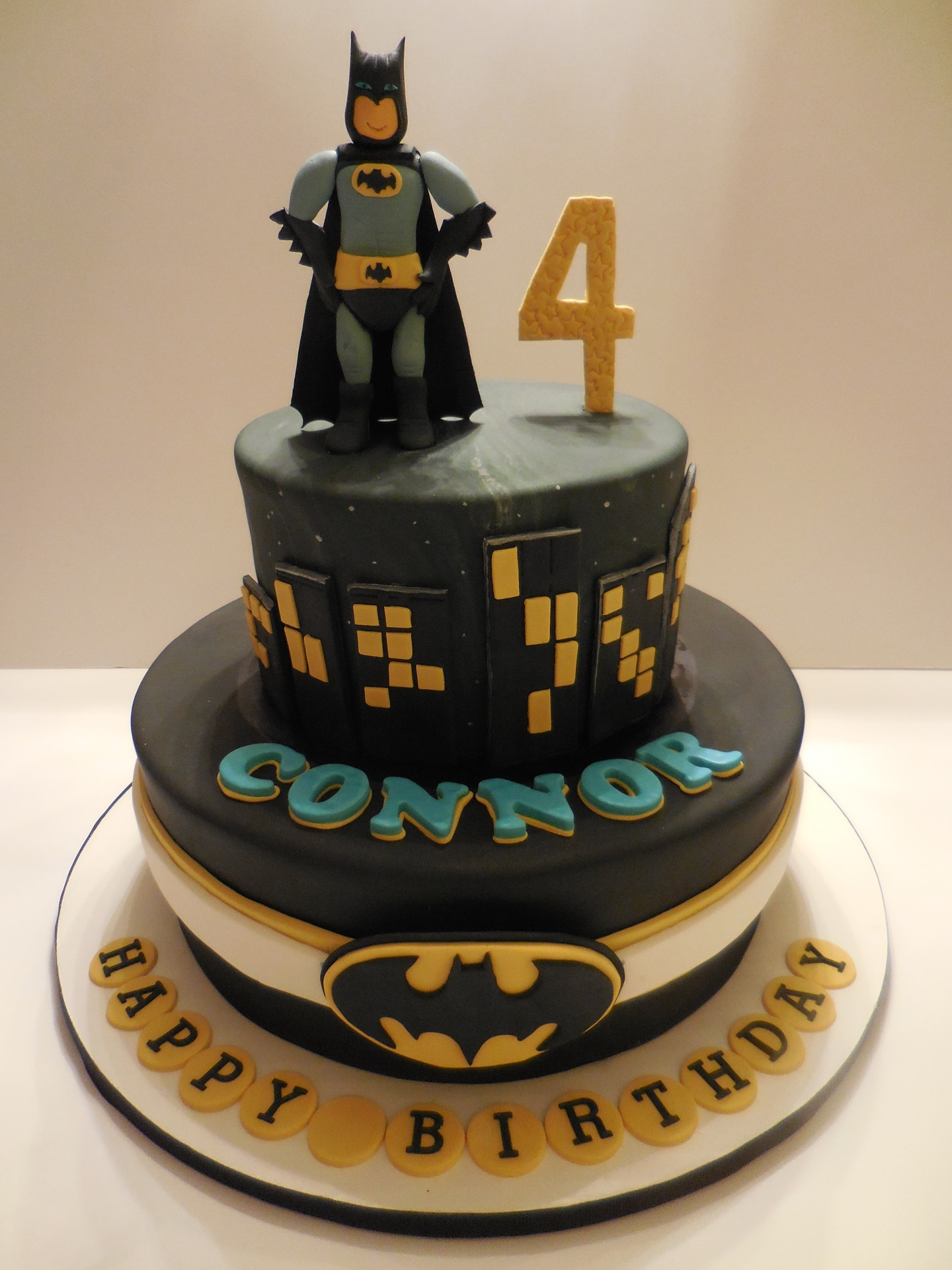 Connor's Batman Birthday