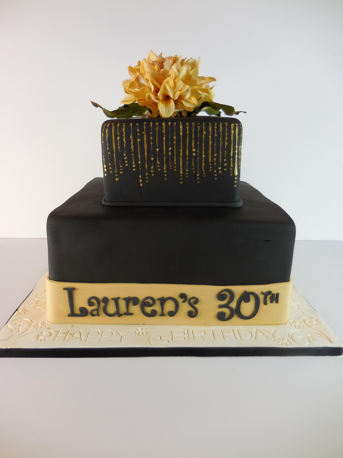 Lauren's 'Roaring Twenties' 30th Birthday