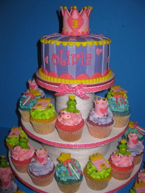 Olivia's Princess Cake & Cupcakes