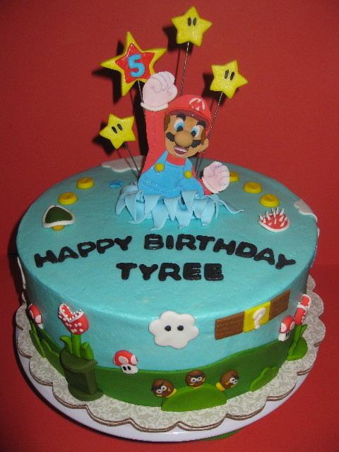 Tyree's Super Marion Cake