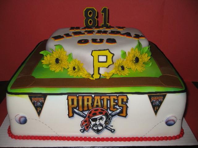 Uncle Gus's Baseball Birthday