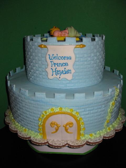 Prince Hayden's Baby Shower