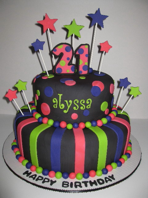 Alyssa's 21st Birthday Bash