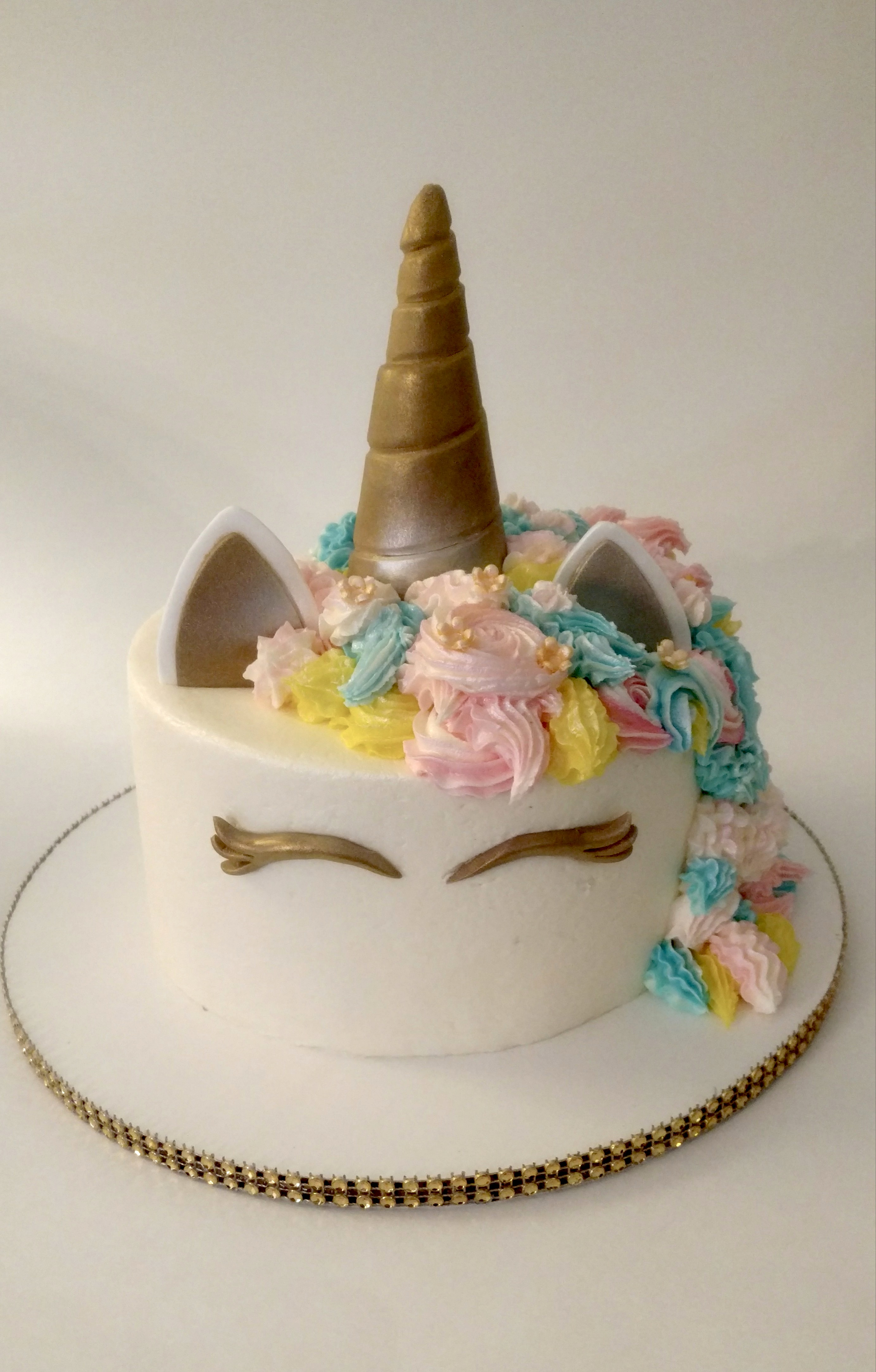 Little Unicorn Cake