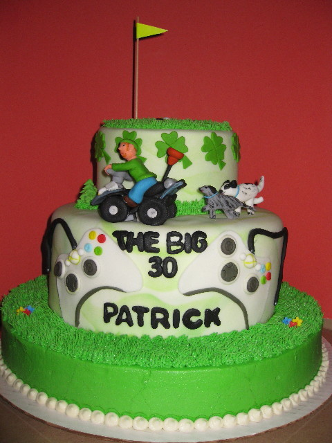Patrick's 30th Birthday Celebration