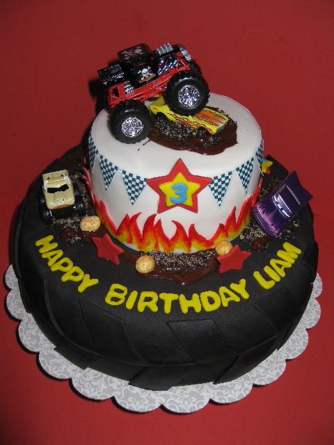 Monster Truck Birthday Bash