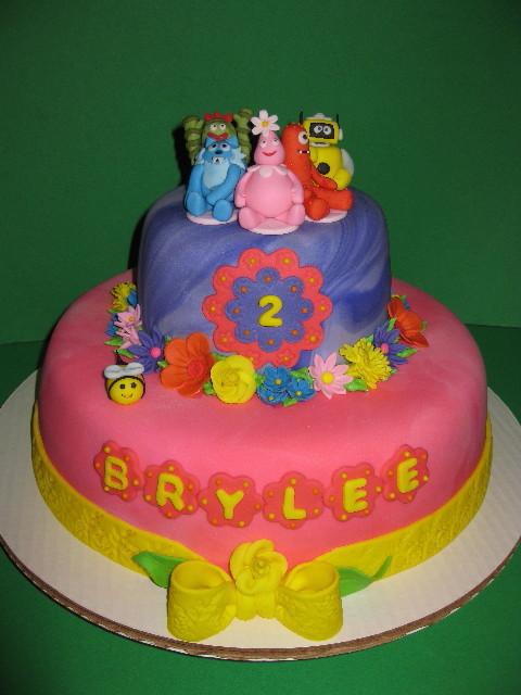 Brylee's Yo Gaba Gaba Birthday