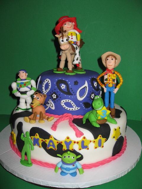 Kayli's Toy Story Birthday Party