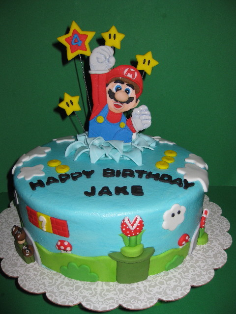 Jake's Super Mario Birthday Bash