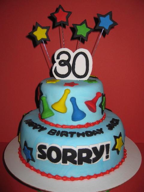 """Jack's 30th 'Sorry"""" Birthday Celebration"""