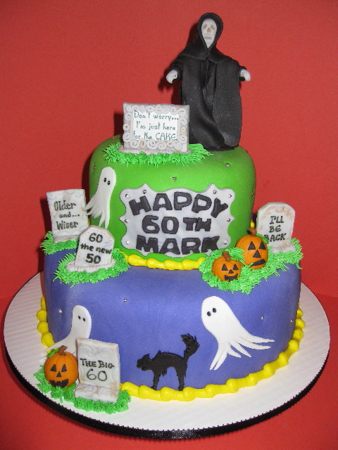 Grim Reaper Birthday