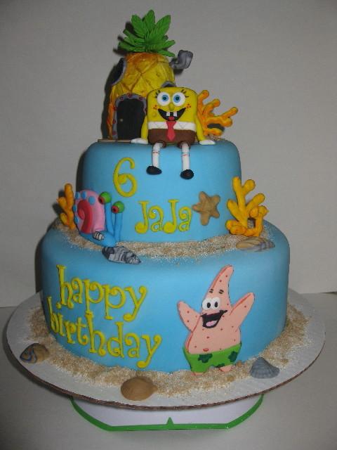 Sponge Bob Birthday