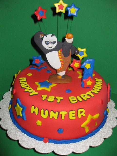 Kung Fu Panda Birthday