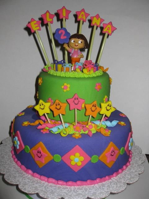 Dora Birthday Celebration