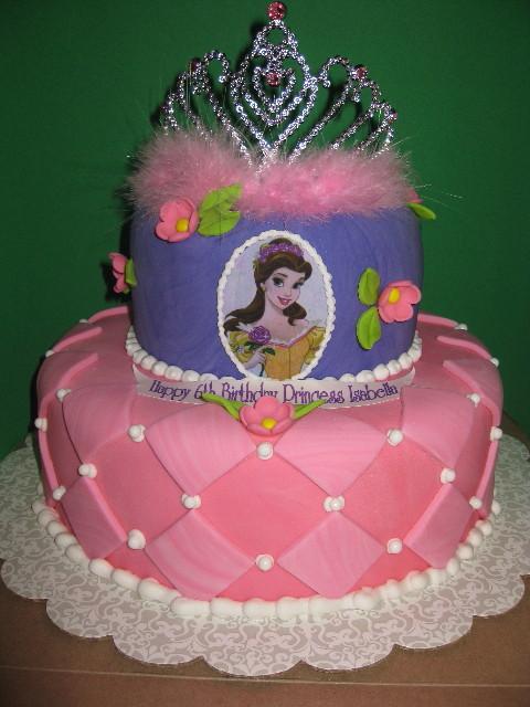 Isabella's Belle Birthday Celebration