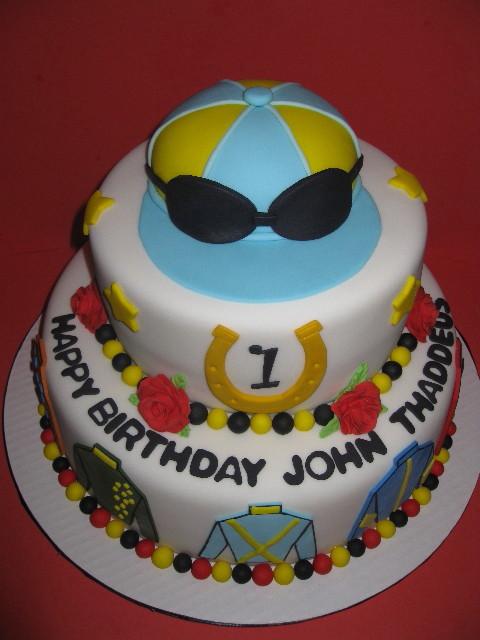 JT's Kentucky Dereby First Birthday
