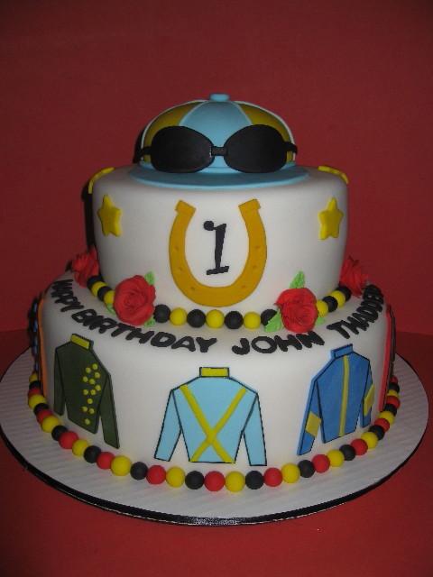 JT's Kentucky Derby First Birthday