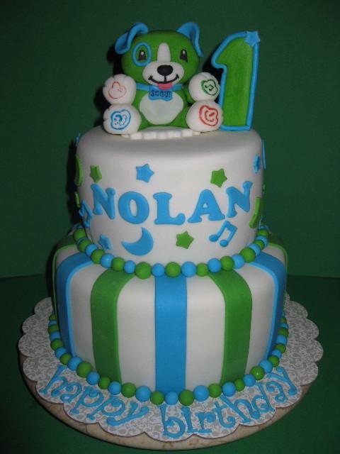My Pal Scout 1st Birthday Celebration