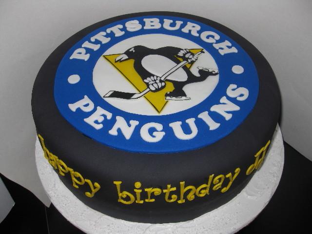 Its A Birthdayhockey Night In Pittsburgh