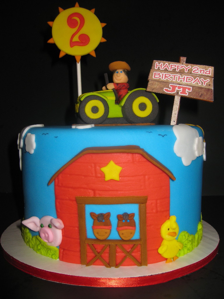 JT's Farm Cake