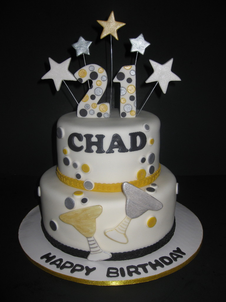 Number  Iced Cake
