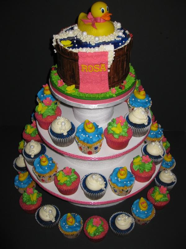 Rosa's Rubber Ducky 1st Birthday