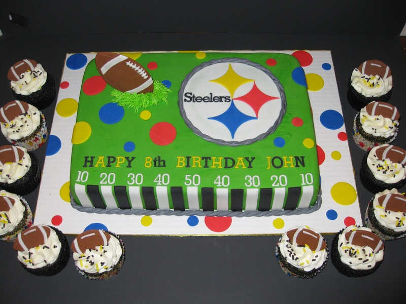 John's Steelers Birthday