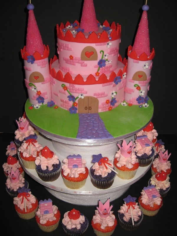 Allison & Lauren's Princess Cake & Cupcakes