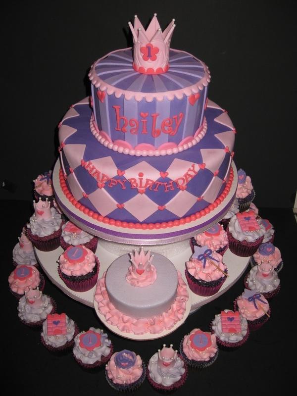Princess Hailey's 1st Birthday