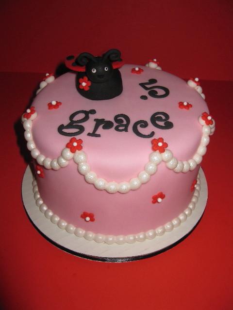 Grace's Ladybug 1/2 year Birthday Celebration