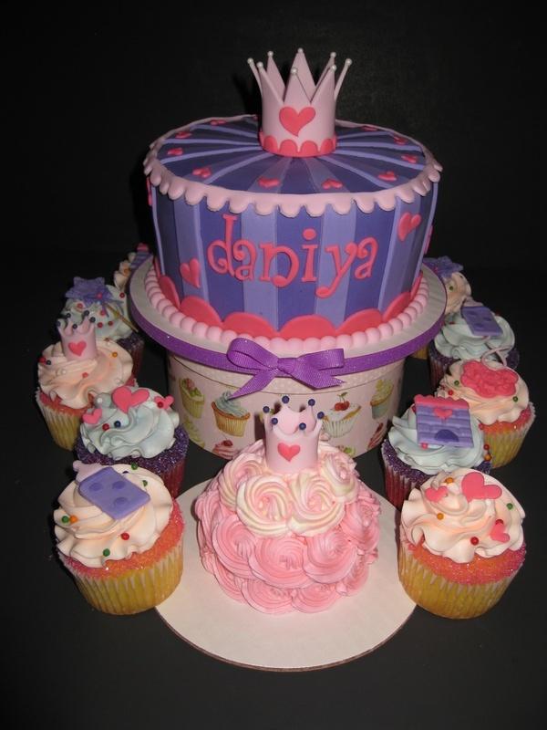 Daniya's Princess Cake & Cupcakes