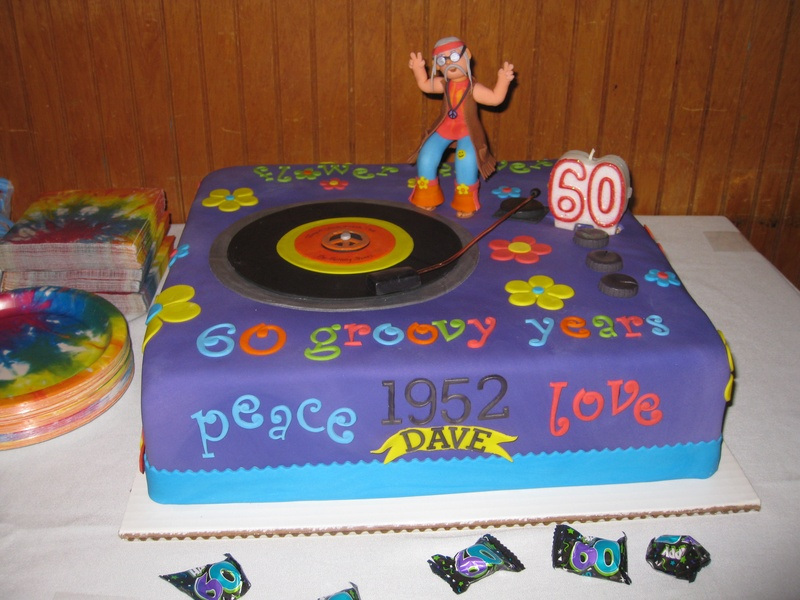 My Brother In Law Dave S 60th Birthday Cake