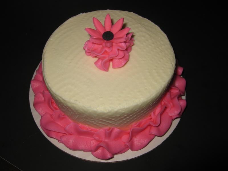 Mya's Smash Cake