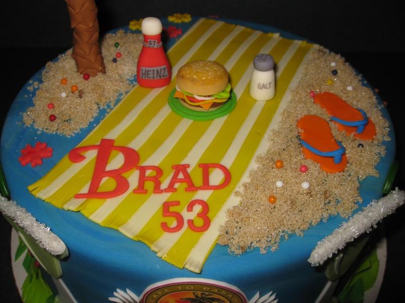 Brad's Jimmy Buffett Birthday