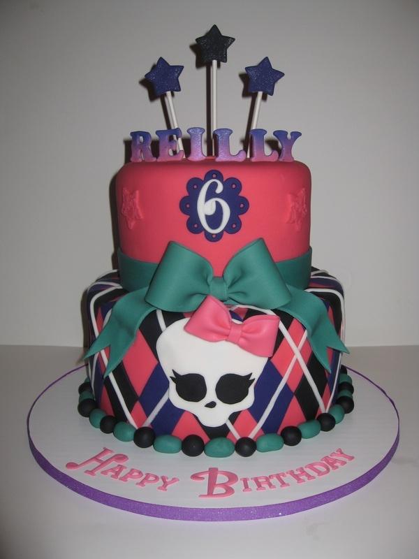 Reilly's Monster High Birthday