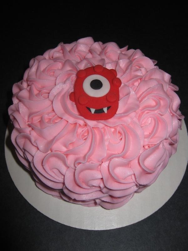 Yo Gabba Gabba Smash Cake