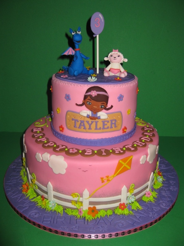 Tayler S Doc Mcstuffin Birthday
