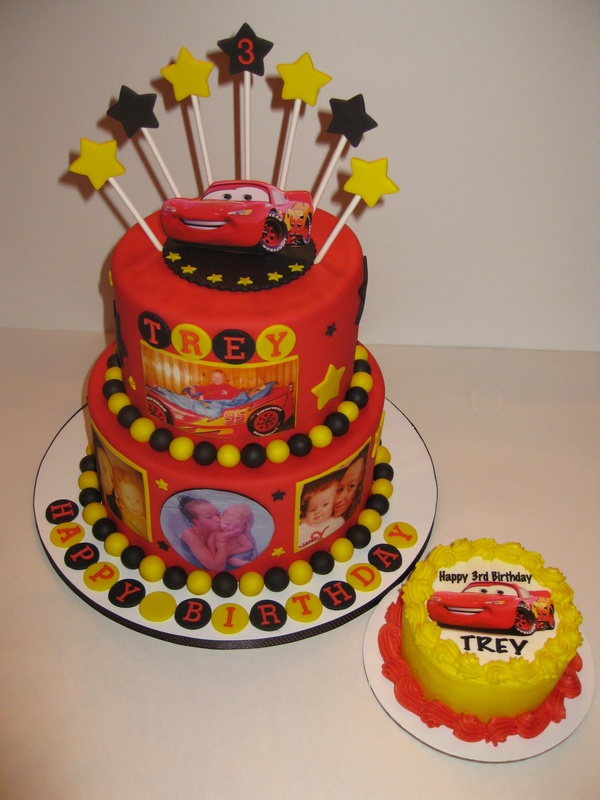 Trey's Car's/Photo Cake & Smash Cake