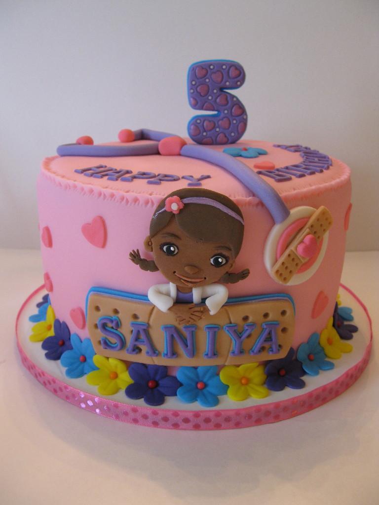 Prime Saniyas Doc Mcstuffins Birthday Personalised Birthday Cards Beptaeletsinfo