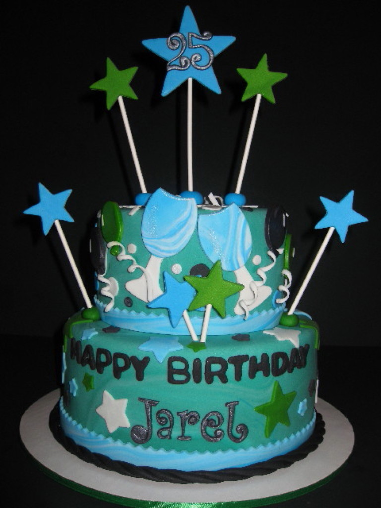 Jarel's 25th Birthday Celebration