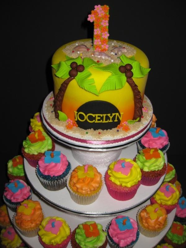Cupcake Smash Cake